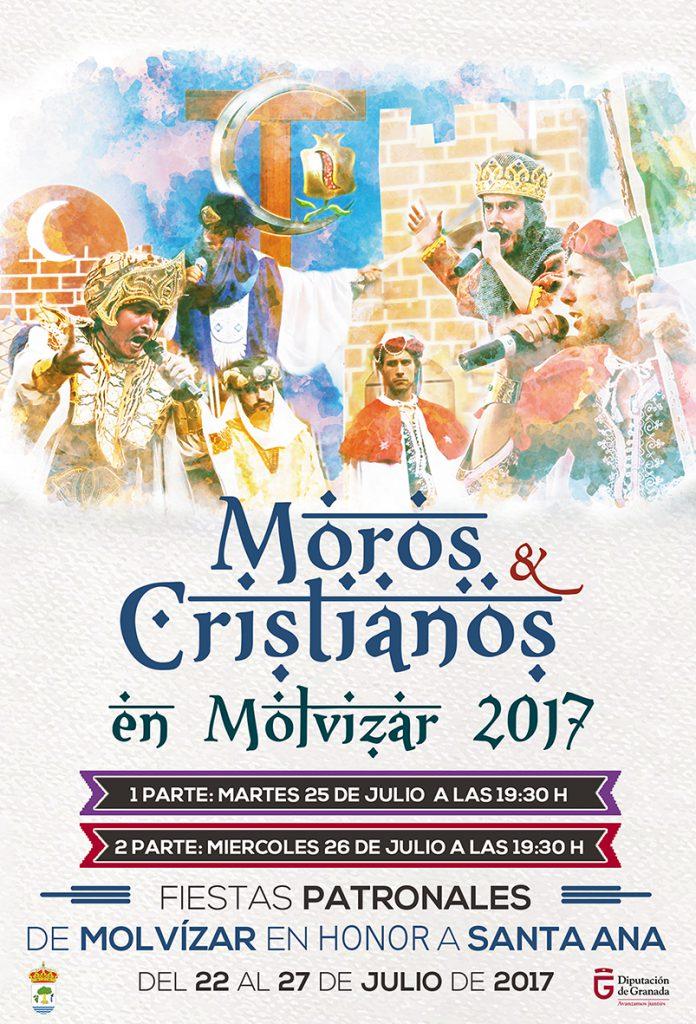 Fiestas de Moros y Cristianos de Molvízar (Granada)