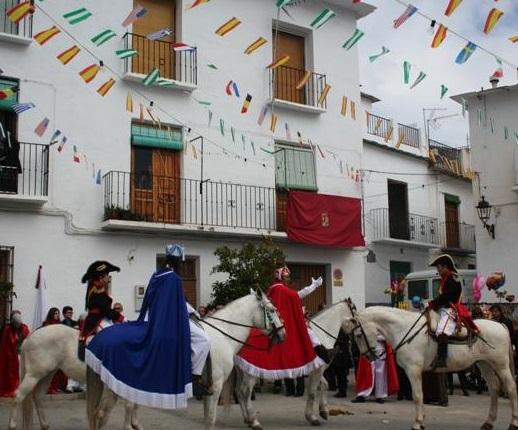 Fiestas de Moros y Cristianos de Laroles (Granada)