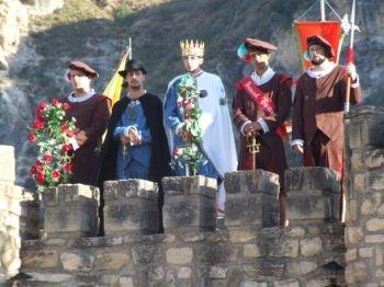 Moros y Cristianos de Quéntar (Granada)