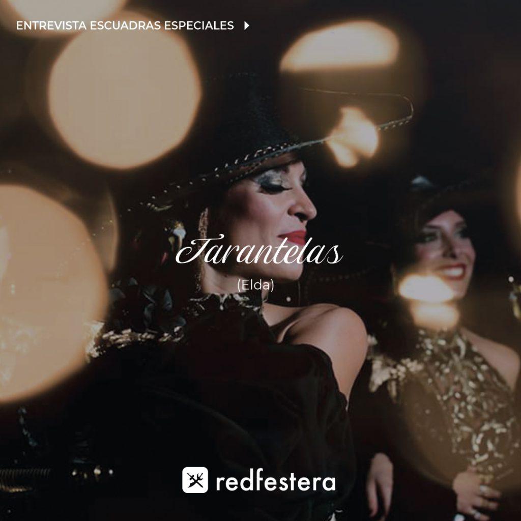 Tarantelas…Escuadra Especial de Elda.