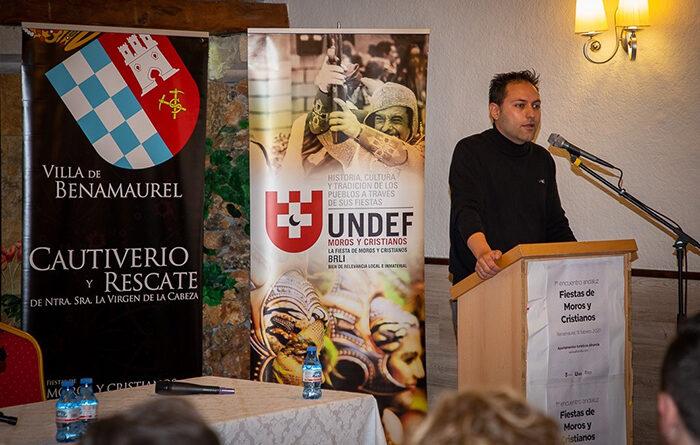 Andalucía. Tierra de Moros y Cristianos, Premio Memorial Blas Infante 2020
