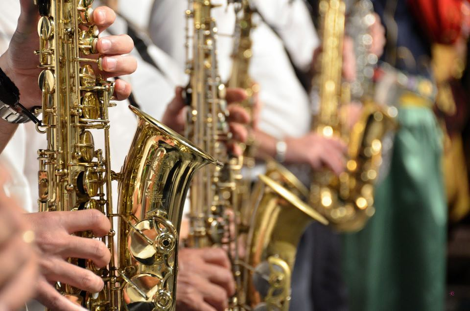 Concurso de música festera en Villena