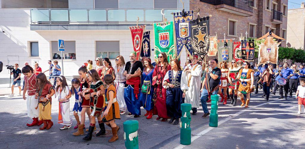 Actos Festeros en Crevillent