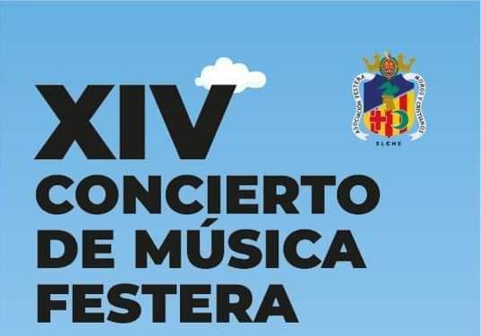 XIV Concierto de Música Festera