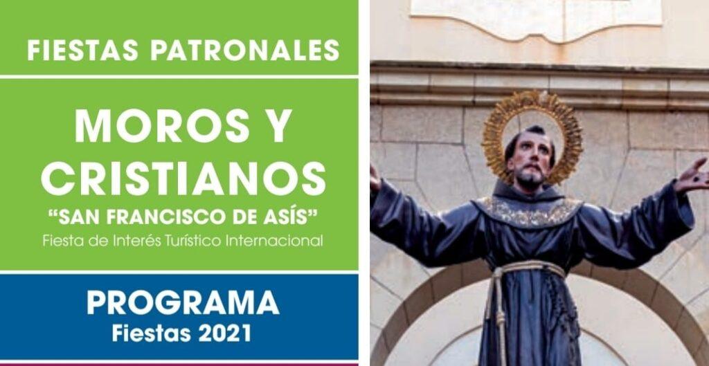 Programa de Actos 2021 Crevillent